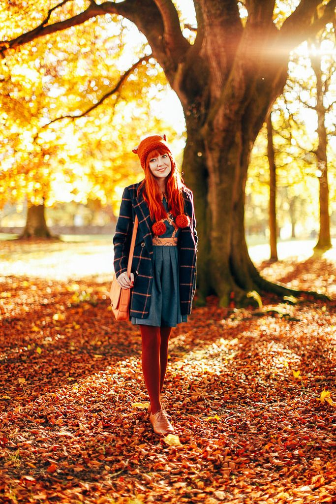 A Clothes Horse: Outfit: Feeling Foxy