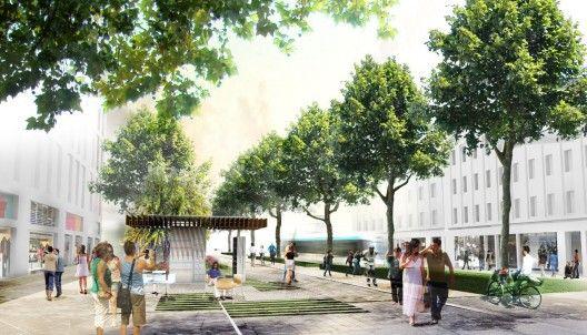 OKRA - rethink athens  #urban design #community #city
