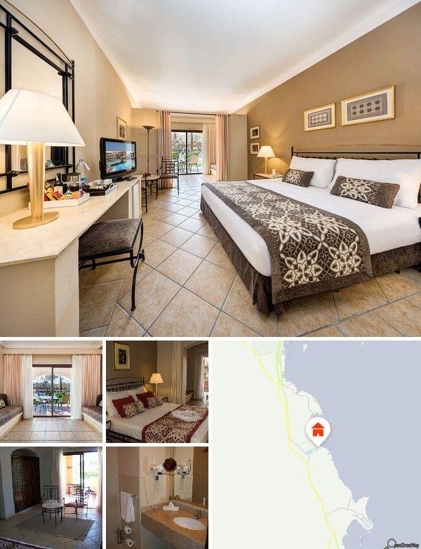 O hotel situa-se em Makadi Bay, junto às magníficas águas cristalinas e ao fascinante mundo subaquático. Fica a cerca de 35 km a sul da cidade de Hurghada.