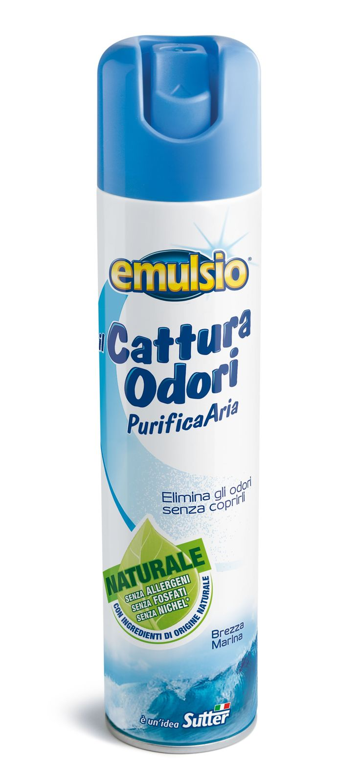 prodotto emulsio emulsio ilcatturaodori spray neutralizza tutti i cattivi odori di casa senza coprirli la