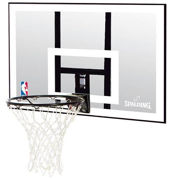 Tablero Spalding Nba Acrylic Backboard Ya Seas Un Club Un Colegio O Simplemente Quieras Montar Una Cancha En Tu Casa Nba Spalding Spalding Basketball Hoop