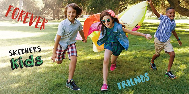 SKECHERS - Check out the latest lightweight and colourful shoes for girls & boys. Skechers.
