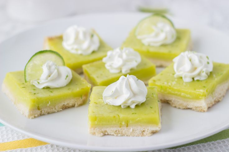 Sweeten up Mother's Day with Coconut Lime Bars from @zmansaray on our blog. Which desserts will you be making for mom this weekend?