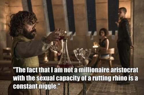 A Game of Adders Black - Combining Blackadder with Game of Thrones