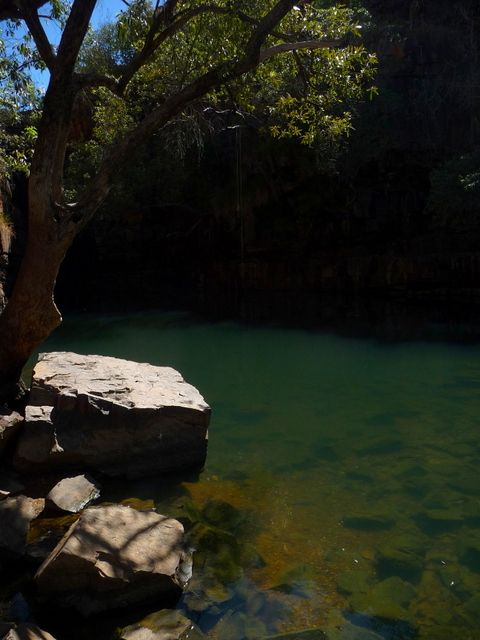 The grotto #Kimberley #Western #Australia  http://www.couleurs-daurore.com/top-destinations-nature-du-western-australia/