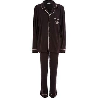 Black & Pink Pyjamas
