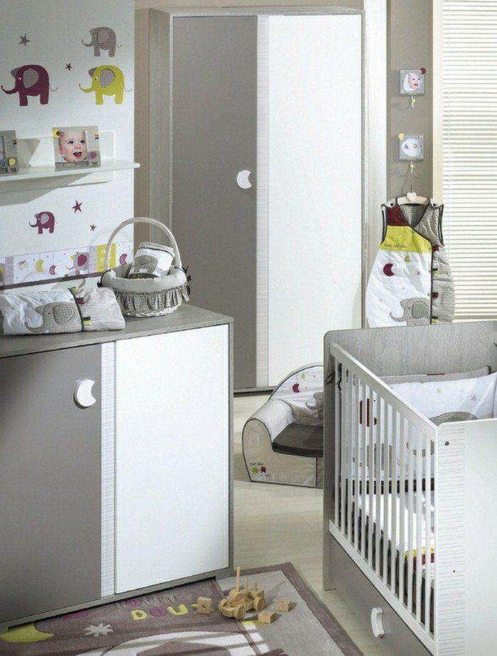 Les 22 meilleures images du tableau Chambre de bébé sur Pinterest