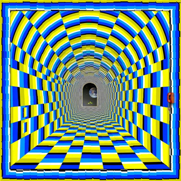 ILUSÕES DE ÓTICA / OPTICAL ILLUSIONS
