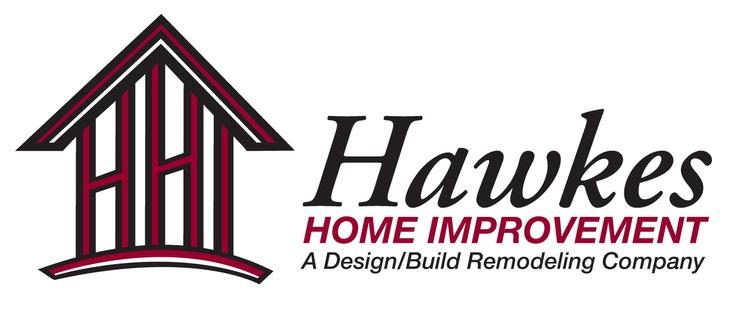 Hawks Home Improvement Logo Design By Interactive ID Logo Design By Chatt
