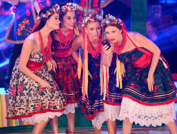 """PUDELEK - """"Słowianki"""" na parkiecie """"Tańca z gwiazdami""""... (ZDJĘCIA)"""