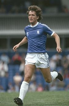 Tony Towers Birmingham City 1978