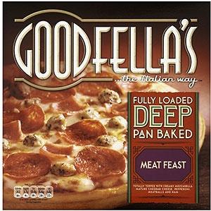 Goodfella's pizza is my favorite.