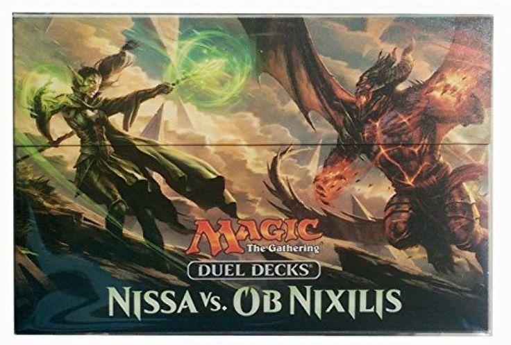 MTG - Duel Deck Box: Nissa vs Ob Nixilis