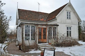 Skällenäs Hagaborg 101, Bergkvara, Torsås - Gård och Torp