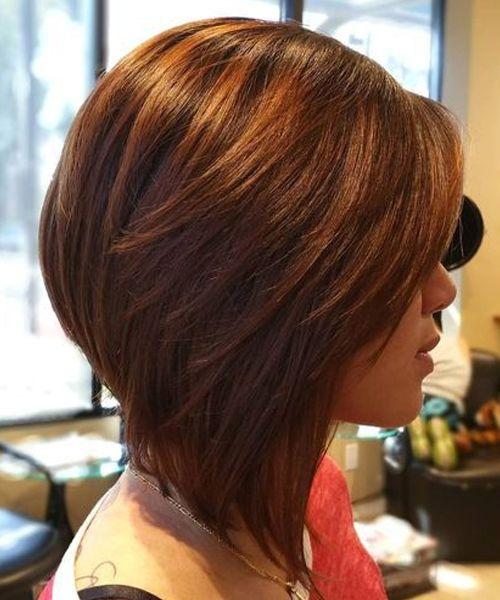 Best Angled Bob Haircuts Girls