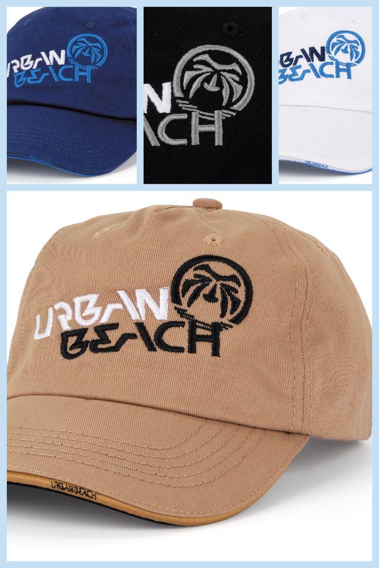 Urban Beach Men's baseball caps. £9.99 www.nautirachael.com