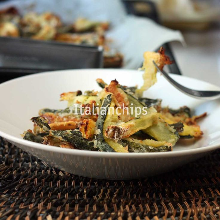 zucchine al forno