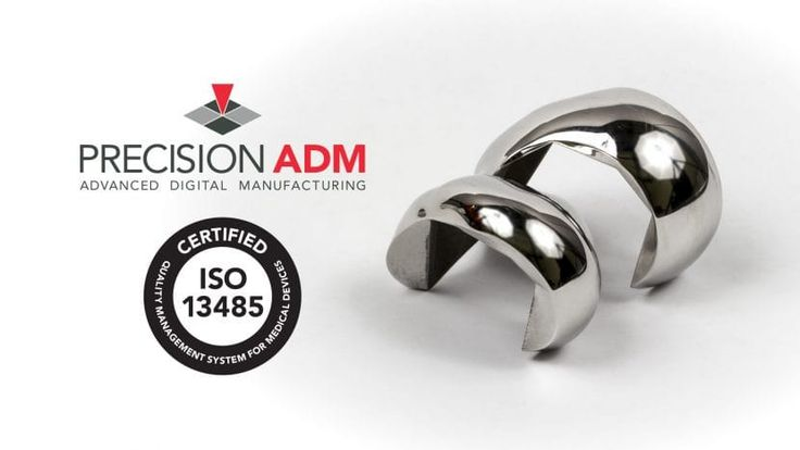 More 3D Metal Printing Companies Achieve ISO 13485 #3DPrinting
