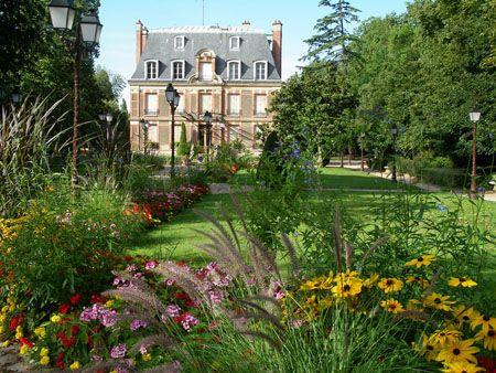 Château Saran, Île-de-France > Hauts-de-Seine > Antony
