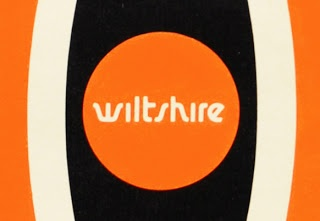Industrial Design in Victoria Australia: Wiltshire - Seventies style added to collection - A logo that didn't change for over 30 years