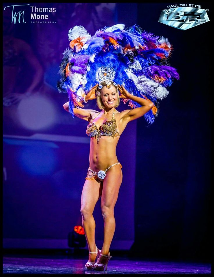 Rio Carnival headpiece MorenaBella Creations