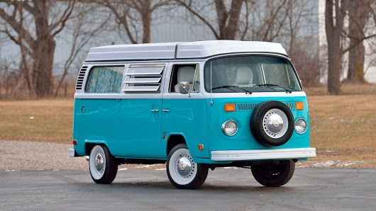 1979 Volkswagen Westfalia Camper Bus