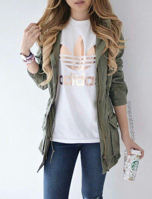 Bild von adidas, Mode und Outfit
