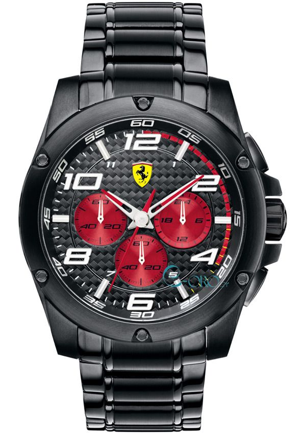 View Collection: http://www.e-oro.gr/ferrari-rologia/