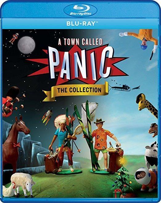 Jeanne Balibar & Stephane Aubier - A Town Called Panic: The Collection