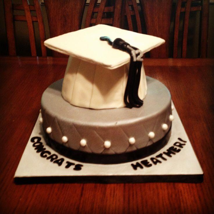 College Graduation Cake Images : Graduation cake, college graduation College Graduation ...