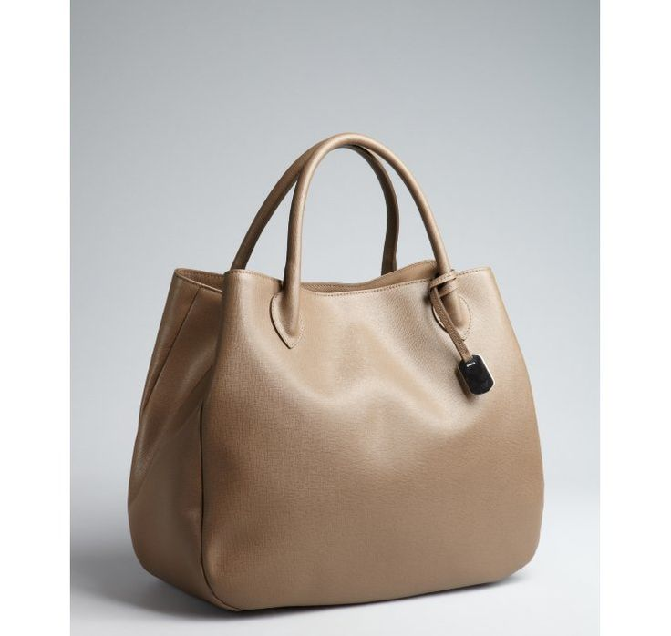 4d701087fda7 Furla sand leather  New Giselle  shopper tote