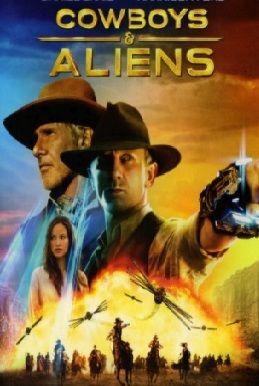 """"""" Cowboys & Aliens """""""