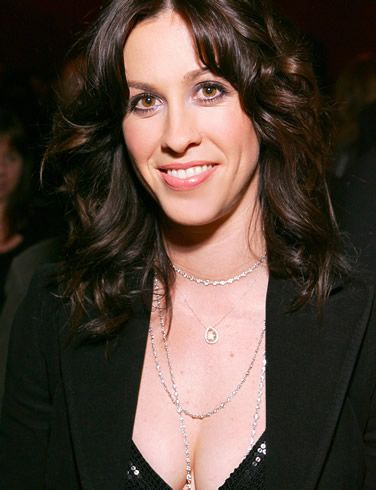 Alanis is an amazing singer/songwriter. I've seen her perform live 4 times and I've been blown away each time.