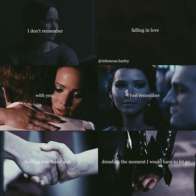 As promised... a hunger games edit the first one out of seven  { #thehungergames #catchingfire #mockingjay #mockingjaypart2 #katnisseverdeen #peetamellark #jenniferlawrence #joshhutcherson }