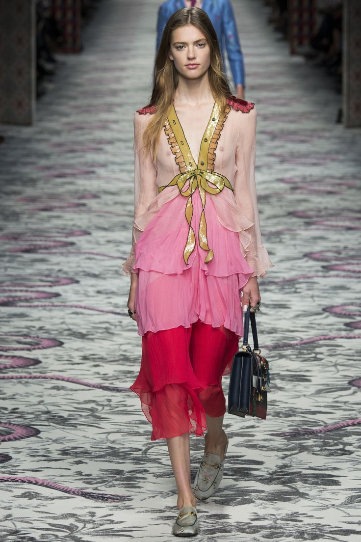 78 best G U C C I images on Pinterest   Fashion show, High fashion ...