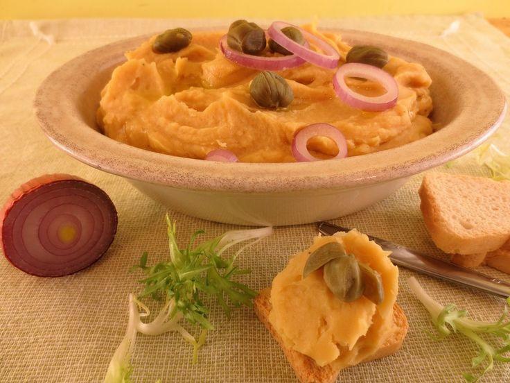 Piure de mazăre galbenă - o mâncare deosebit de fină şi savuroasă | Epoch Times România