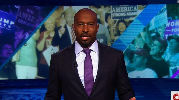 Van Jones: It's been a tale of two presidencies