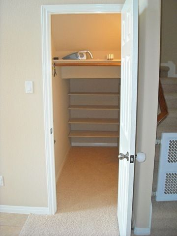 Small Cupboard Under Stairs Ideas