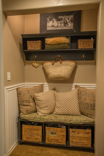 Front Hall Closet? My Sweet Savannah: ~our {mini} house tour~