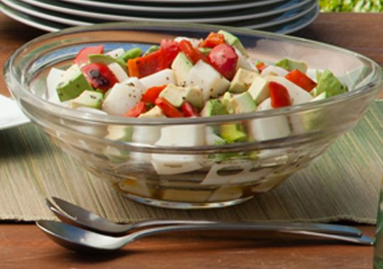 Everyone loves potato salad – and this recipe makes the perfect addition to any Christmas  meal.