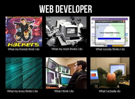 Web Developers!
