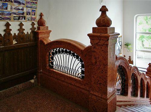Art Nouveau Tulip School, Győr, Hungary