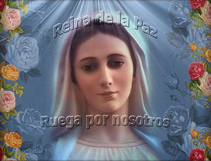 Santa María, Madre de Dios y Madre nuestra: Reina de la paz