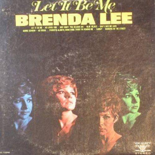 Brenda Lee - Let It Be Me (Vinyl, LP) at Discogs