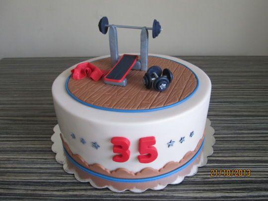 Gym Cake                                                                                                                                                     More