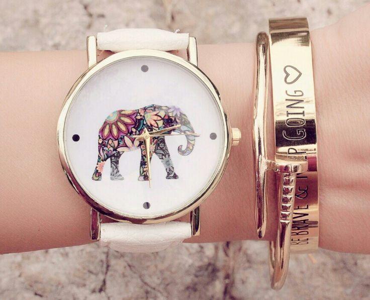 Un éléphant qui se balancé sur une aiguille de montre ..