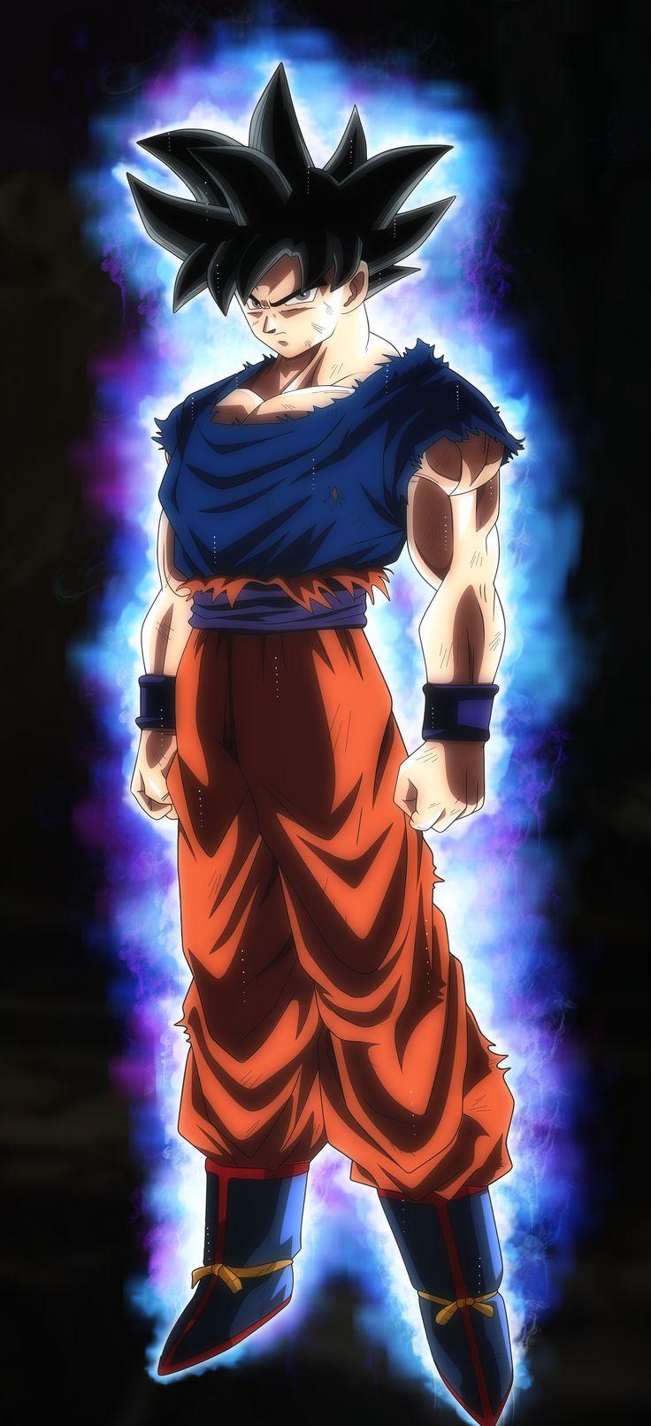 Goku Ultra Instinct by SonimBleinim | Dragon Ball | Dragon ...