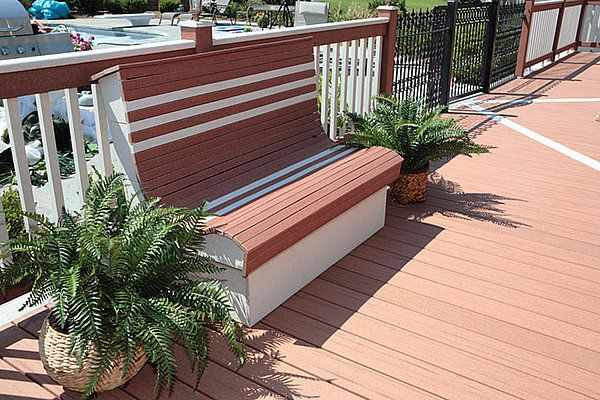 9 best wpc products images on pinterest composite for Composite decking wickes