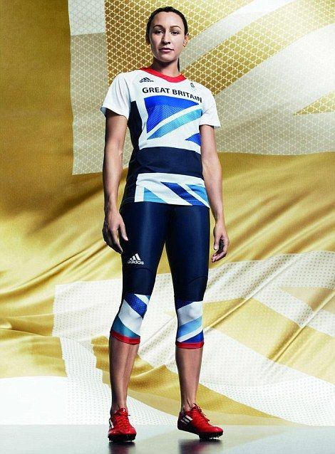 Great Britain sports team kit -London 2012