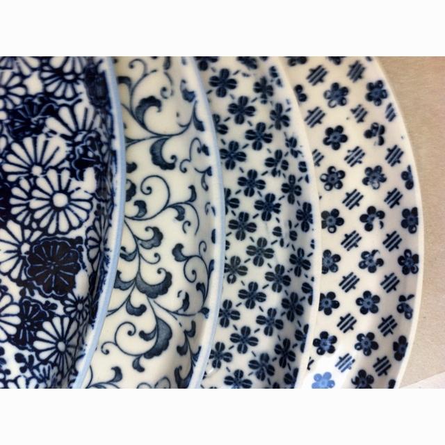 Floralware cake plates by Eucalypt Homewares